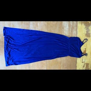 Lush Maxi dress from Nordstrom's.